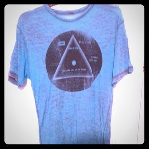 Pink Floyd - Dark Side of the Moon Vinyl Tee